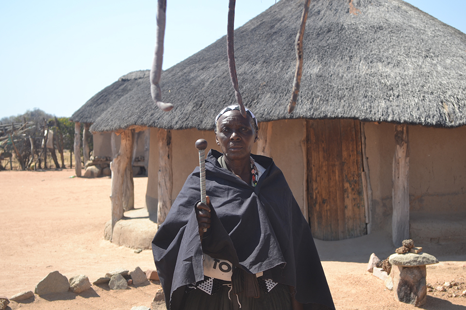 Pilgrimage to the Manyangwa Holy Shrine