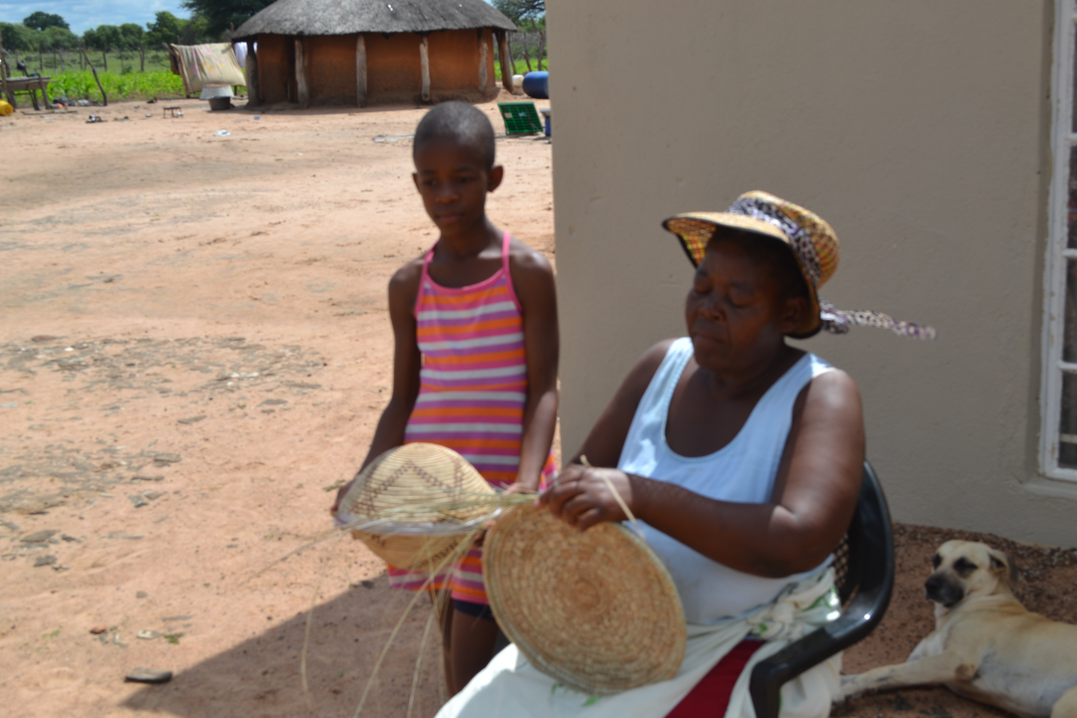 Villagers Prepare for the TiBaKalanga/We Are Kalanga Festival