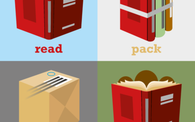 Pack a Box of Books Campaign Ad 01