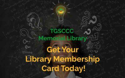 Library Membership Card